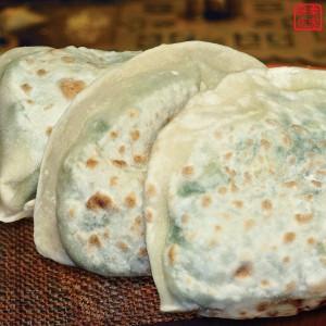 乾烙韭菜盒-[素食]名人趙少康推薦 -- 冷凍微波加熱, 宅配伴手禮下午茶好選擇