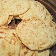 乾烙油餅 --〔特製齋食不含蔥〕-- 舒國治先生專文推薦