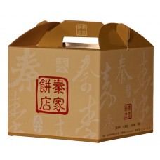 嚐鮮盒--最佳伴手禮, 內含秦家餅店各項明星商品送禮 自用皆宜