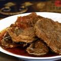 紅燒牛腱--澳洲牛肉精製, 入味十足, 老人家亦可食用
